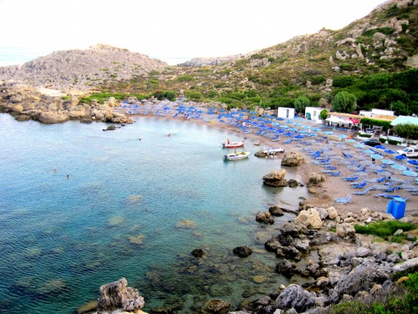 Wakacje na Rodos - 10 powodów, dla których warto pojechać na Rodos