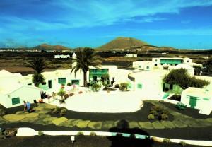 Szlakiem wygasłych wulkanów na Lanzarote